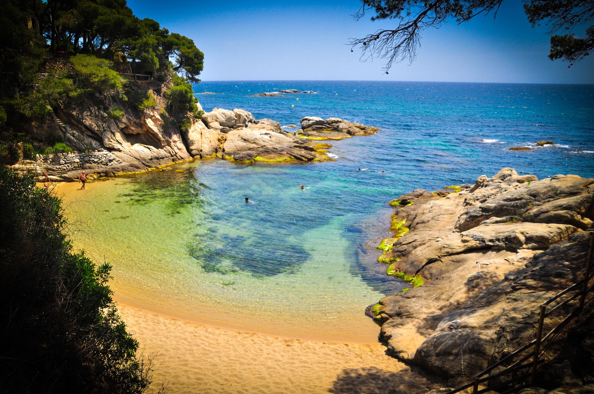 Cala sa Cova Girona