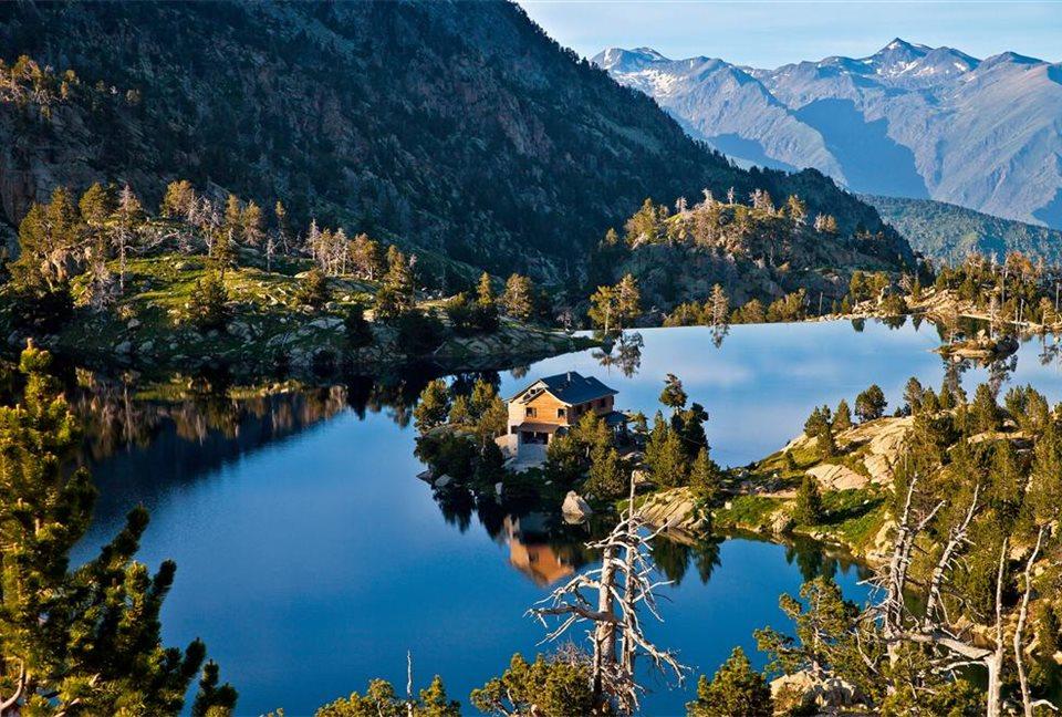 Lago de Tort